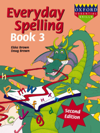 OXFORD EVERYDAY SPELLING BOOK 3 2E
