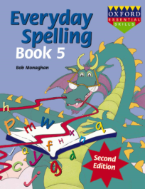 OXFORD EVERYDAY SPELLING BOOK 5 2E