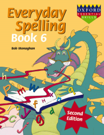 OXFORD EVERYDAY SPELLING BOOK 6 2E