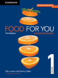 FOOD FOR YOU BOOK 1 TEXTBOOK + EBOOK 3E