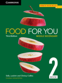 FOOD FOR YOU BOOK 2 TEXTBOOK + EBOOK 3E