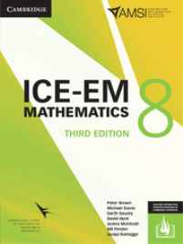 ICE-EM MATHEMATICS YEAR 8 3E TEXTBOOK + EBOOK