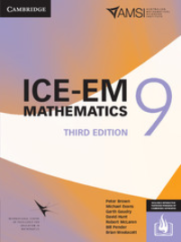 ICE-EM MATHEMATICS YEAR 9 3E TEXTBOOK + EBOOK