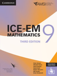 ICE-EM MATHEMATICS YEAR 9 3E EBOOK