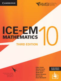 ICE-EM MATHEMATICS YEAR 10 3E TEXTBOOK + EBOOK