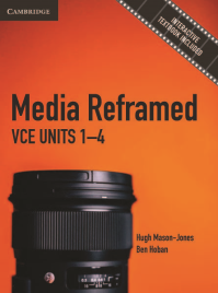 CAMBRIDGE MEDIA REFRAMED: VCE UNITS 1-4 EBOOK