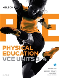 NELSON PHYSICAL EDUCATION VCE UNITS 3&4 STUDENT BOOK + EBOOK 6E