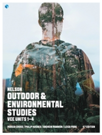 NELSON OUTDOOR & ENVIRONMENTAL STUDIES VCE UNITS 1-4 STUDENT BOOK 4E