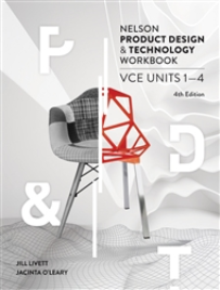 NELSON PRODUCT DESIGN & TECHNOLOGY UNITS 1-4 WORKBOOK 1E