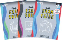 INSIGHT EAL EXAM GUIDES: AREAS OF STUDY 1, 2 & 3 VALUE PACK