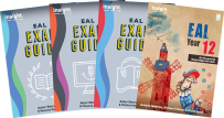 INSIGHT EAL YEAR 12 + EAL EXAM GUIDES: AREAS OF STUDY 1, 2 & 3 VALUE PACK