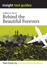 INSIGHT TEXT GUIDE BEHIND THE BEAUTIFUL FOREVERS + EBOOK BUNDLE
