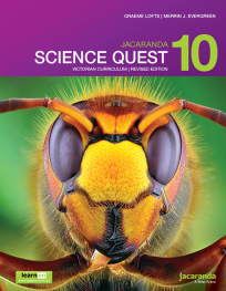 JACARANDA SCIENCE QUEST 10 VICTORIA / AC 1E REVISED TEXTBOOK + LEARNON