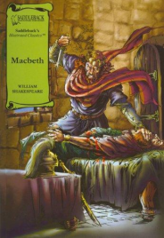 MACBETH: GRAPHIC NOVEL SADDLEBACK ILLUSTRATED CLASSICS