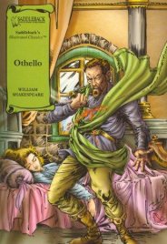 OTHELLO: GRAPHIC NOVEL SADDLEBACK ILLUSTRATED CLASSICS