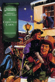 A CHRISTMAS CAROL: GRAPHIC NOVEL SADDLEBACK ILLUSTRATED CLASSICS