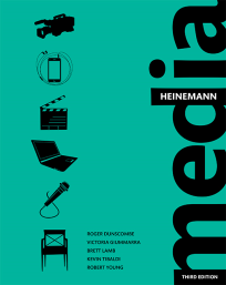 HEINEMANN MEDIA STUDENT BOOK WITH READER+ 3E