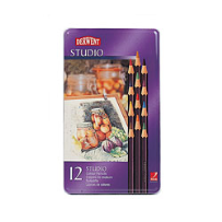 12 DERWENT STUDIO COLOUR PENCILS