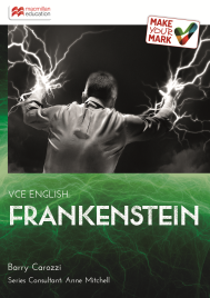 MAKE YOUR MARK: FRANKENSTEIN