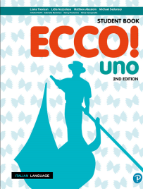 ECCO! UNO STUDENT BOOK WITH READER+ 2E