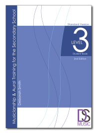 MUSICIANSHIP & AURAL TRAINING LEVEL 3 STANDARD SECOND ED