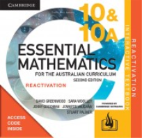 ESSENTIAL MATHS FOR THE AC 10 2E REACTIVATION CODE