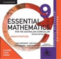 ESSENTIAL MATHS FOR THE AC 9 2E REACTIVATION CODE