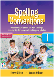 SPELLING CONVENTIONS BOOK 1 (2E)