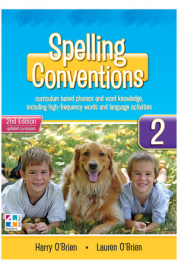 SPELLING CONVENTIONS BOOK 2 (2E)