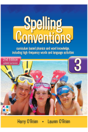 SPELLING CONVENTIONS BOOK 3 (2E)