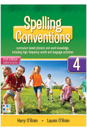 SPELLING CONVENTIONS BOOK 4 (2E)