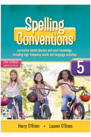 SPELLING CONVENTIONS BOOK 5 (2E)
