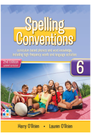 SPELLING CONVENTIONS BOOKS 6 (2E)