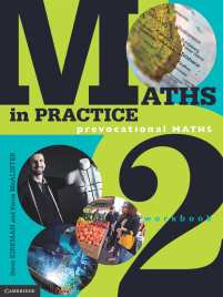 MATHS IN PRACTICE WORKBOOK 2 + HOTMATHS