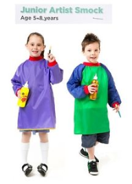 ART SMOCK WATERPROOF JUNIOR