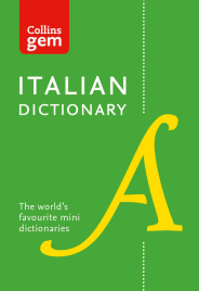 COLLINS GEM ITALIAN DICTIONARY 10TH EDITION