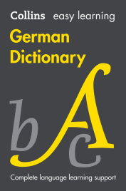 COLLINS EASY LEARNING GERMAN DICTIONARY 9E