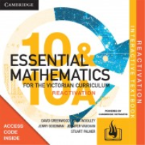CAMBRIDGE ESSENTIAL MATHEMATICS FOR THE VIC YEAR 10/10A REACTIVATION CODE