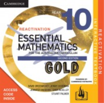 CAMBRIDGE ESSENTIAL MATHEMATICS GOLD FOR THE AC YEAR 10 2E REACTIVATION CODE
