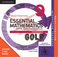 CAMBRIDGE ESSENTIAL MATHEMATICS GOLD FOR THE AC YEAR 9 2E REACTIVATION CODE