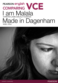 PEARSON ENGLISH COMPARING I AM MALALA & MADE IN DAGENHAM STUDENT BOOK WITH READER+