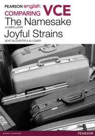 PEARSON ENGLISH COMPARING JOYFUL STRAINS & THE NAMESAKE EBOOK READER+
