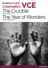 PEARSON ENGLISH COMPARING THE CRUCIBLE & YEAR OF WONDERS STUDENT BOOK WITH READER+