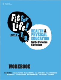 NELSON FIT FOR LIFE! LEVELS 7&8 FOR THE VICTORIAN CURRICULUM WORKBOOK