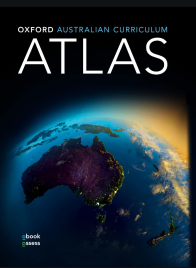 OXFORD AUSTRALIAN CURRICULUM ATLAS + OBOOK / ASSESS