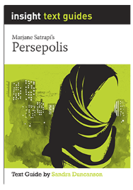 Buy Book Atar Notes Text Guide Persepolis By Marjane Satrapi Lilydale Books