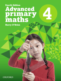 OXFORD ADVANCED PRIMARY MATHS 4 AC EDITION 4E