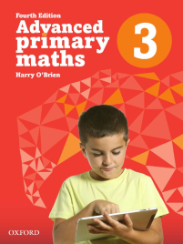 OXFORD ADVANCED PRIMARY MATHS 3 AC EDITION 4E