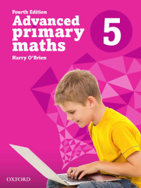 OXFORD ADVANCED PRIMARY MATHS 5 AC EDITION 4E
