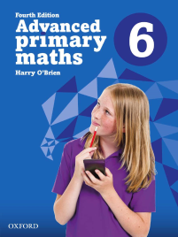 OXFORD ADVANCED PRIMARY MATHS 6 AC EDITION 4E